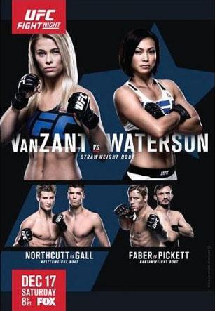 UFC Sacramento: Faber'sFarewell