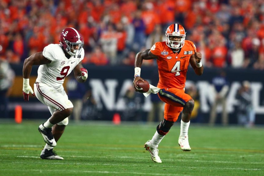 2017 College Football Playoff – A Rematch for theChampionship