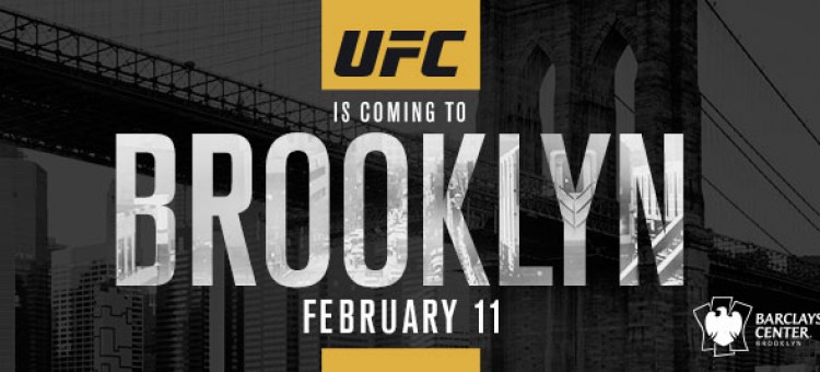 UFC 208: No Sleep 'Till Brooklyn