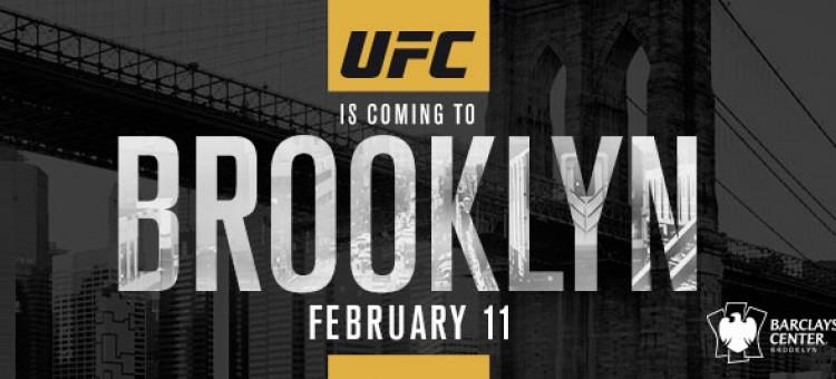 UFC 208: No Sleep 'TillBrooklyn