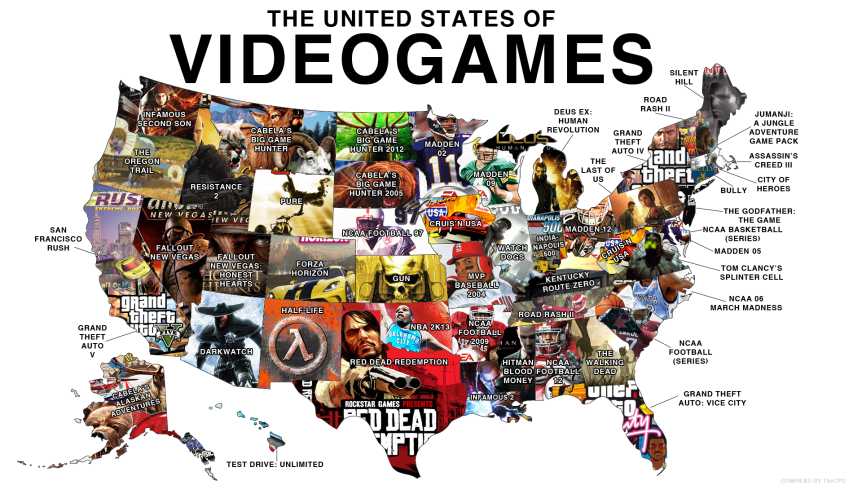 Hot Takes Vol. 2: Popular Games That Destroy Your Faith InDemocracy!