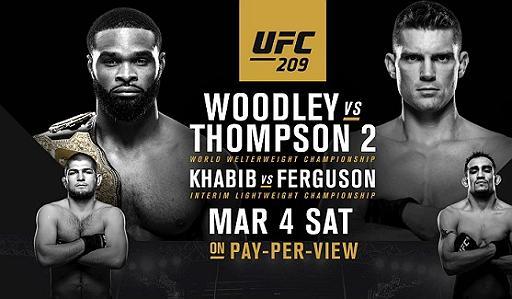 UFC 209: Where in the World is KhabibNurmagomedov?