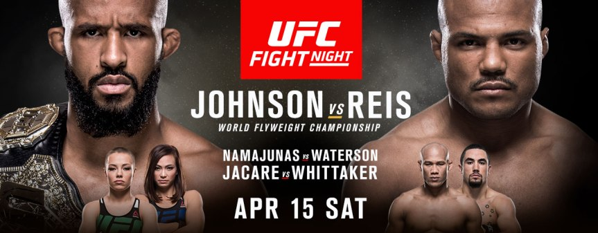 UFC on Fox 24: The Big1-0