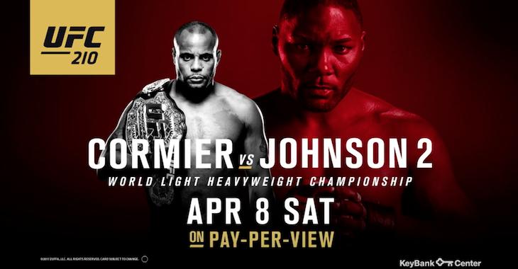 UFC 210: GetExcited?