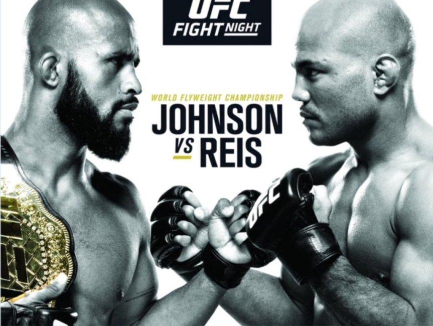 UFC Kansas City / UFC 210 / LHW DevinClark