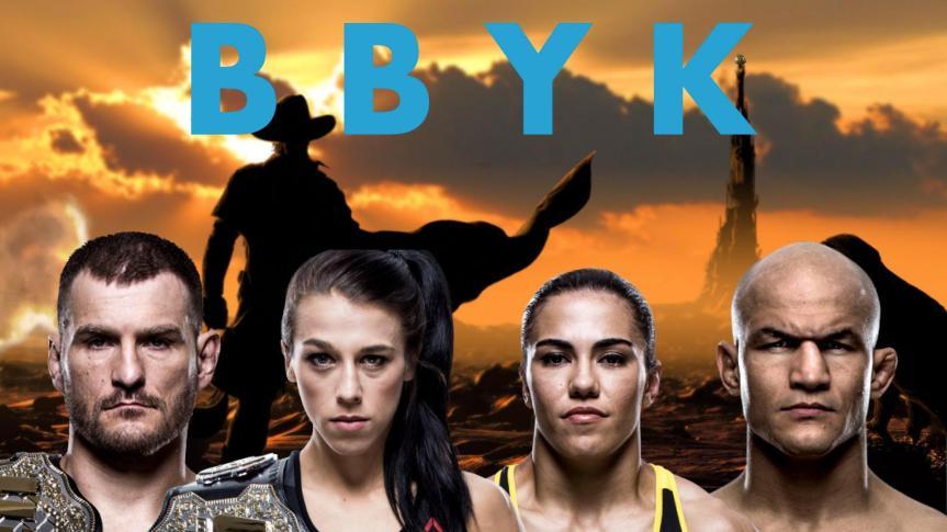 UFC Dallas: Miocic vs. Dos Santos / FW JasonKnight