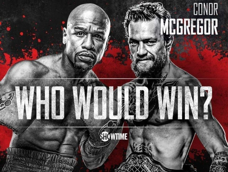 Mayweather vs. McGregor: A Look Into the Future!