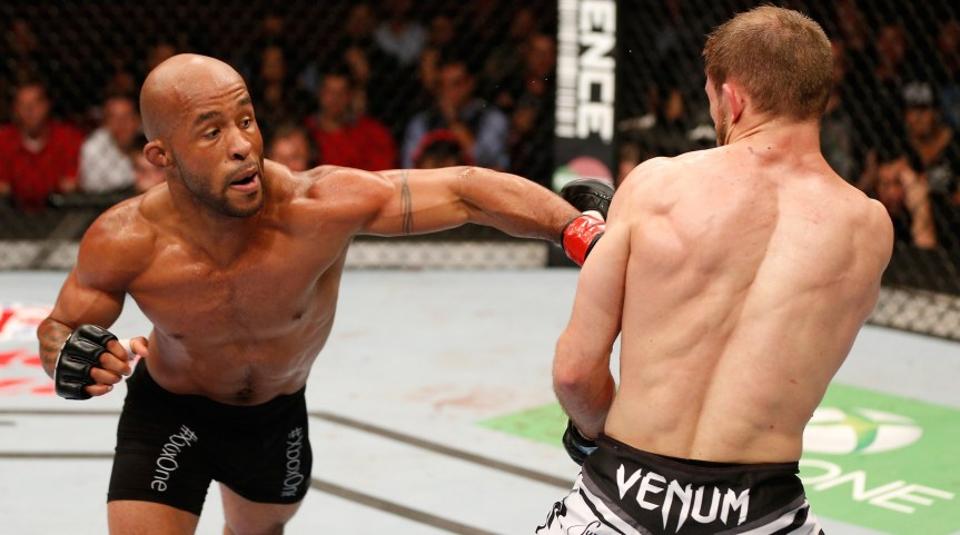The Mighty Mouse Question: Sports, Entertainment, and the UFC