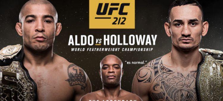UFC 212 Pick'em!