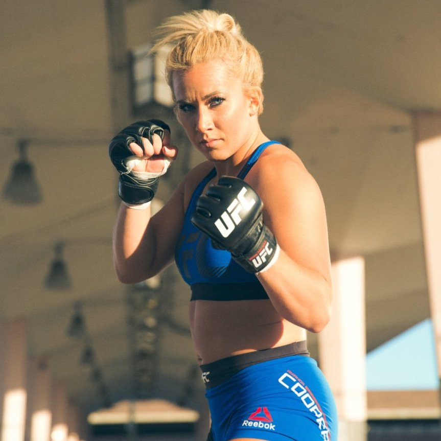 UFC SW Amanda Bobby Cooper Interview / On Fighting and Gaming / UFC 214 Discussion