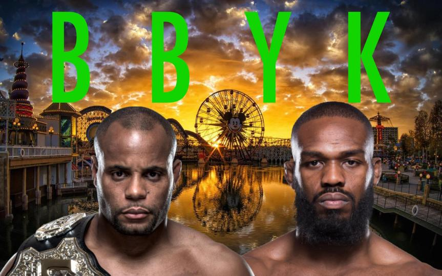 UFC 214 Anaheim: Daniel Cormier vs. Jon Jones / Let Them Eat Cake / Fight Breakdown