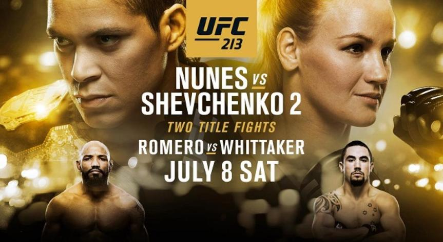 UFC 213 – Daily Fantasy Picks