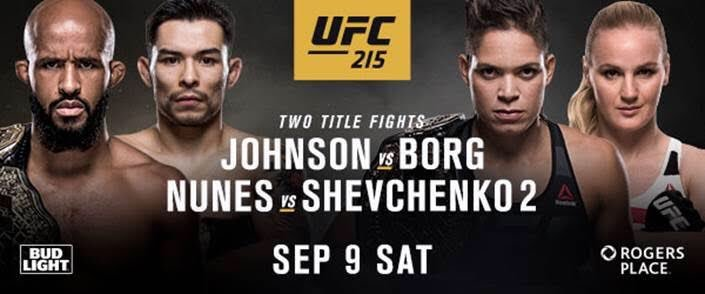 UFC 215 – Daily Fantasy Picks