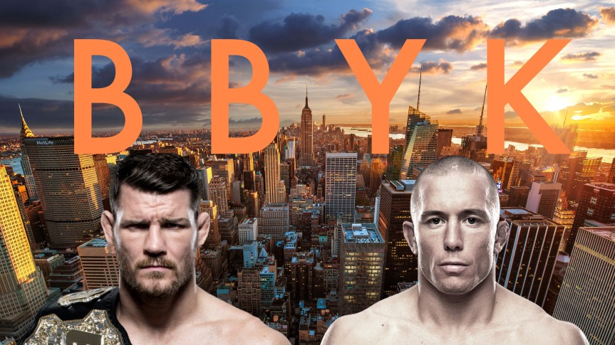UFC 217: Bisping v. GSP / No Love for Cody? / A Rose by any other name still gets her buttkicked…