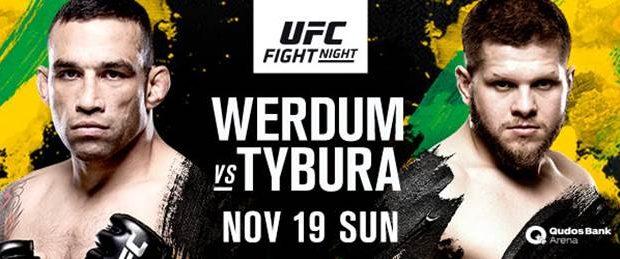 UFC Fight Night Sydney – Daily FantasyPicks