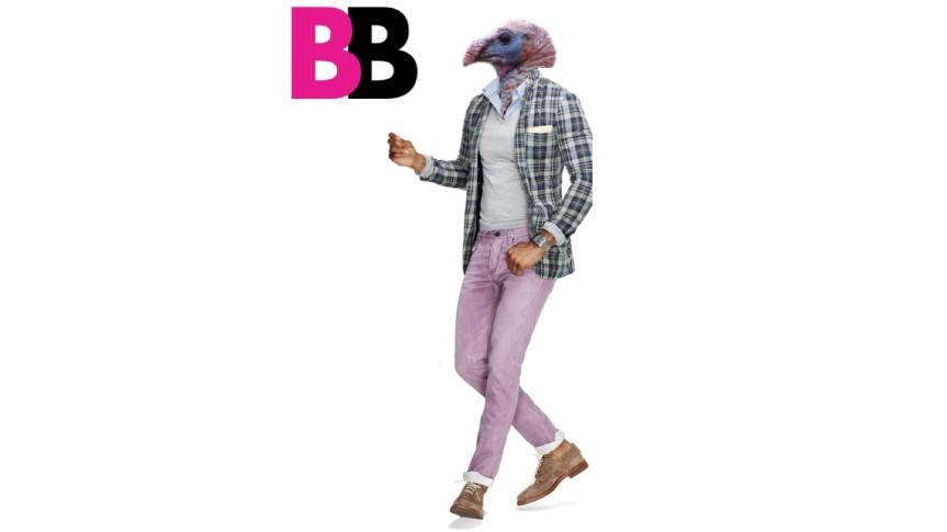 Brosgiving: Fashion TurkeyAdvice!
