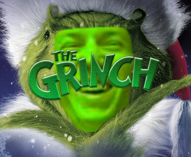 """""""You're A Mean One Mr. Grinch"""" Feat. TayZonday"""