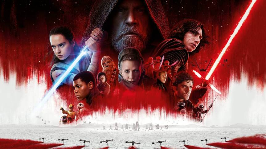 Star Wars: The Last Jedi (A Rey of Hope) Review