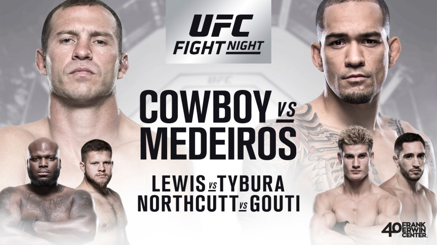 UFC Fight Night Austin Daily Fantasy Picks