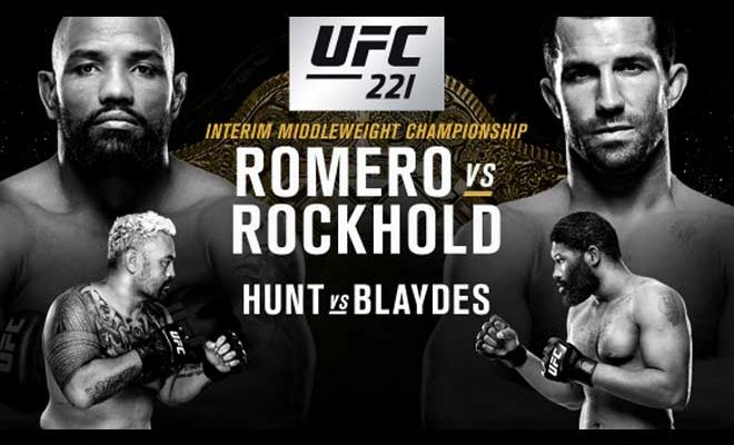 UFC 221 Daily Fantasy Picks