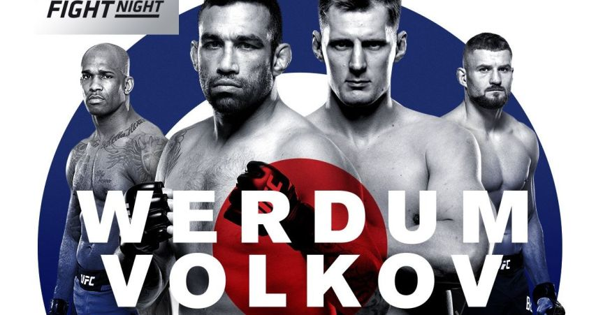 UFC Fight Night London Daily Fantasy Picks