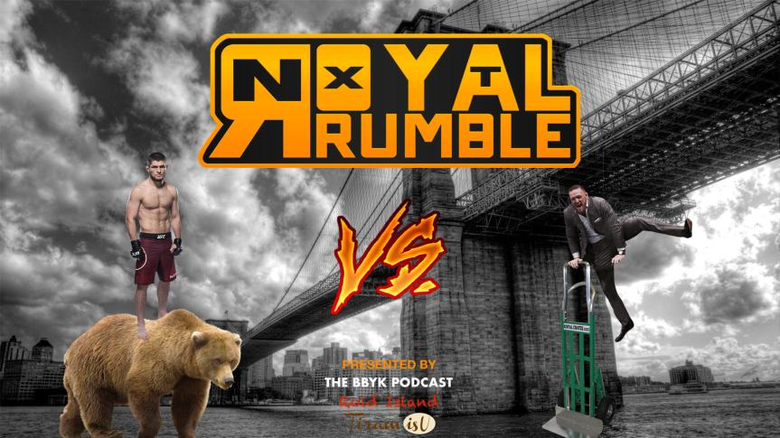 Breaking down McGregor's future / Conor & Dolly vs. Khabib & Bear – NXT Tag Team / Thug Rose vs. Joanna former Champion / UFC223