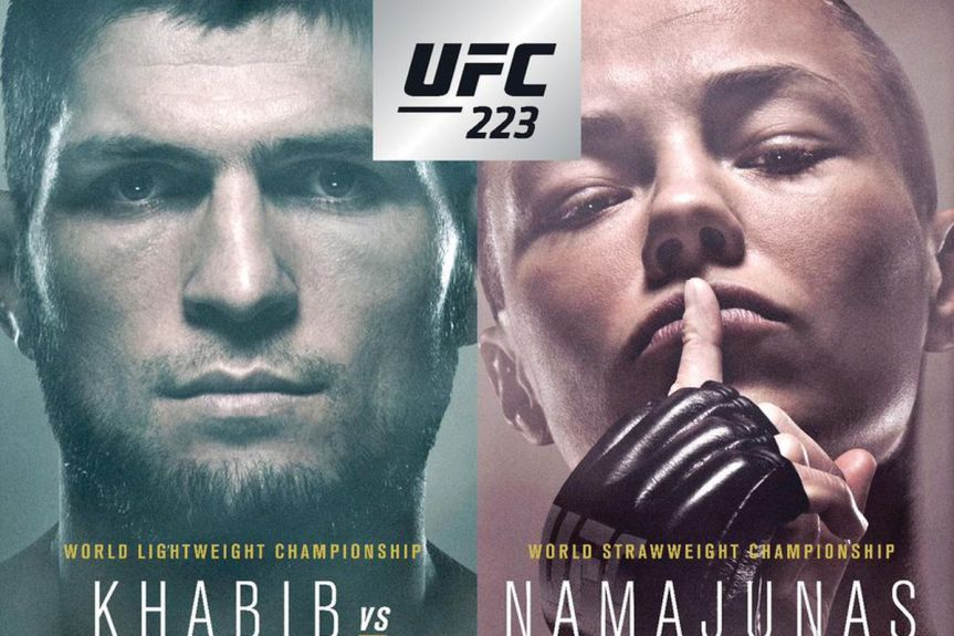 UFC 223 Daily FantasyPicks