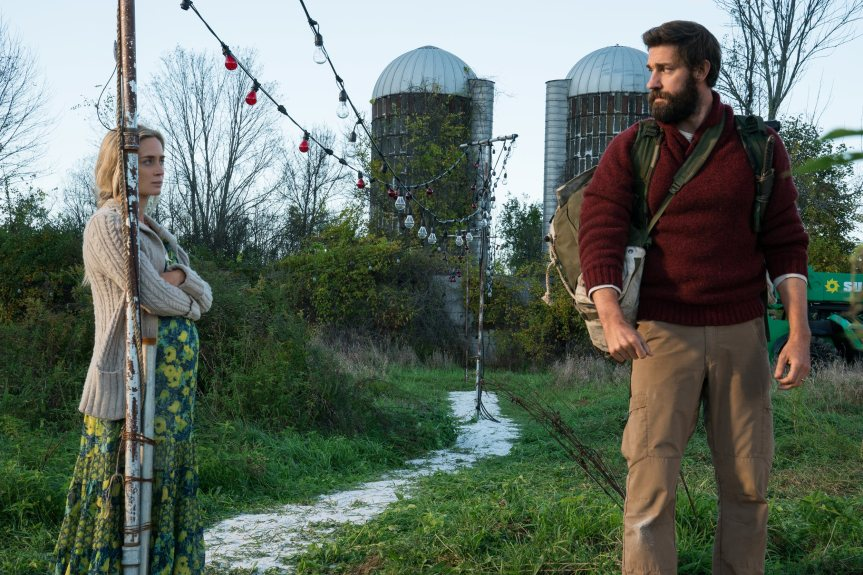 A Quiet Place Review – A Nerd'sTake