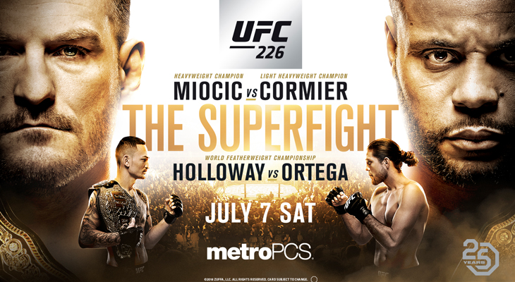 UFC 226 Daily Fantasy Picks