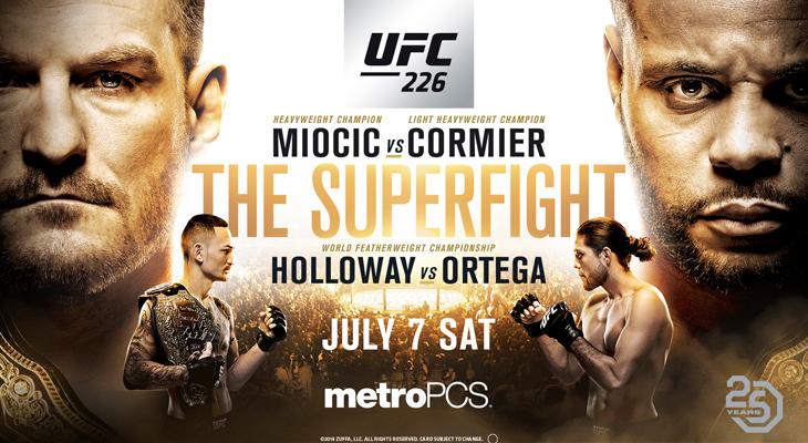 UFC 226 Daily FantasyPicks