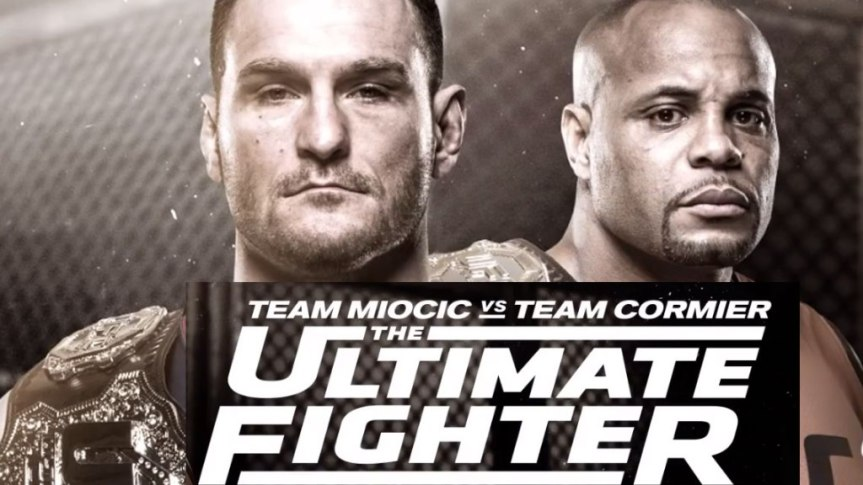 The Ultimate Fighter 27 Finale Daily FantasyPicks