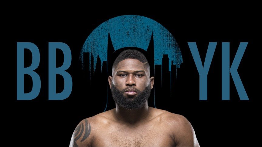 UFC Beijing: Curtis Blaydes interview / On Fatherhood / Francis Ngannou / Hating on Guacamole