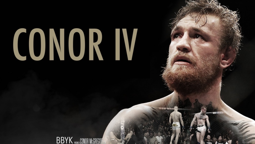 Conor vs Khabib Reimagined as Rocky IV
