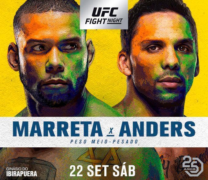 UFC Sao Paulo Daily FantasyPicks