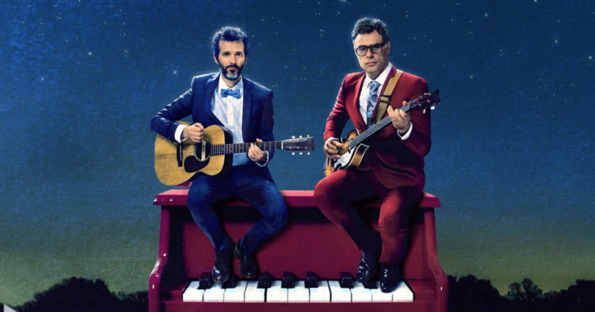 Flight Of The Conchords Special: Live At The London Apollo – Review