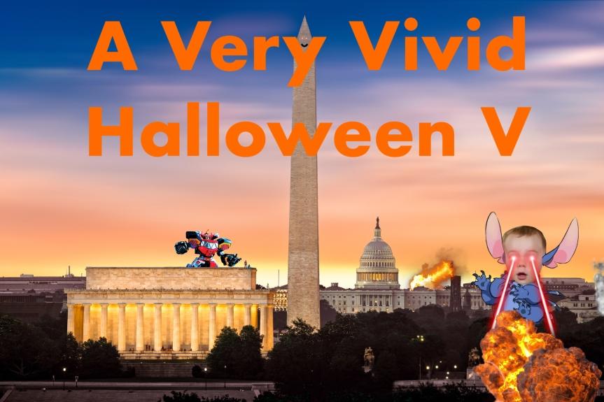 A Very Vivid HalloweenV