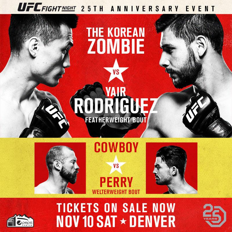 UFC Denver Daily FantasyPicks