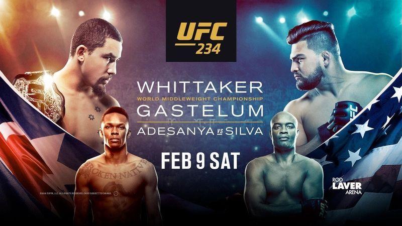 UFC 234 Daily FantasyPicks