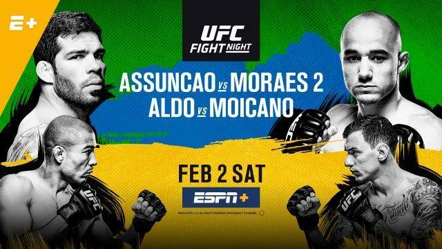 UFC Fight Night 144 Daily FantasyPicks