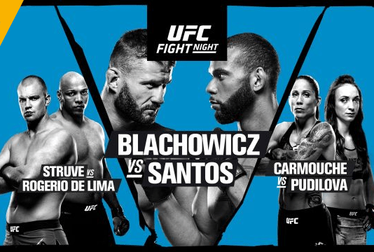 UFC Fight Night 145 Daily Fantasy Picks