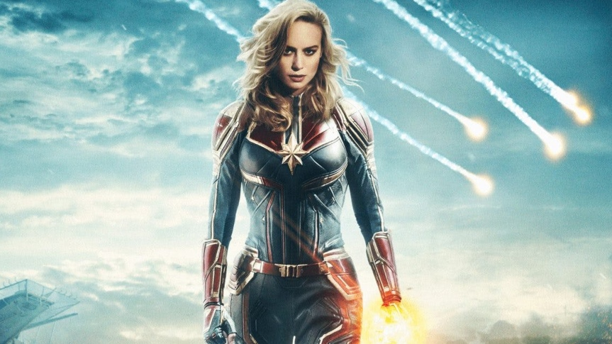 Captain Marvel: Observations from a Skeptic (MovieReview)