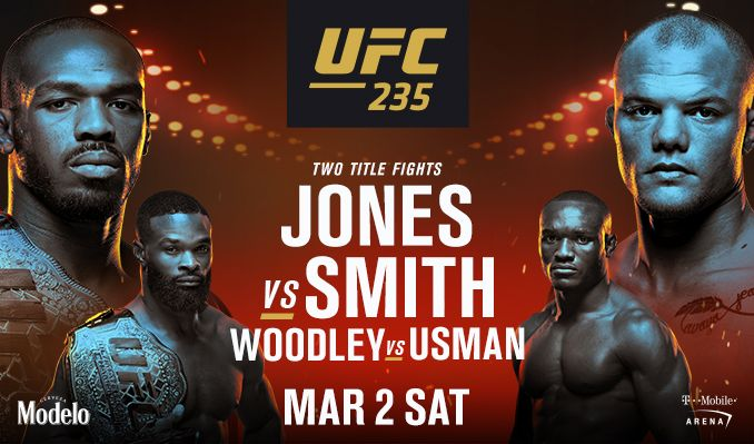 UFC 235 Daily Fantasy Picks