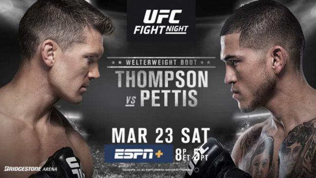 UFC Fight Night 148 Daily FantasyPicks