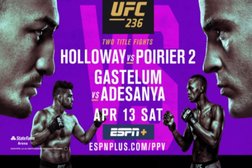 UFC 236 Daily Fantasy Picks