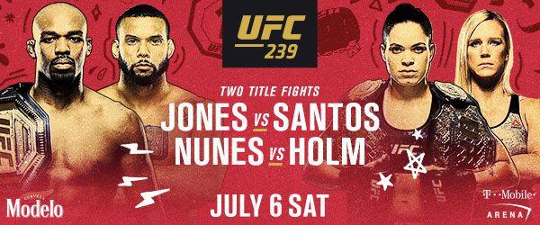 UFC 239 Daily FantasyPicks