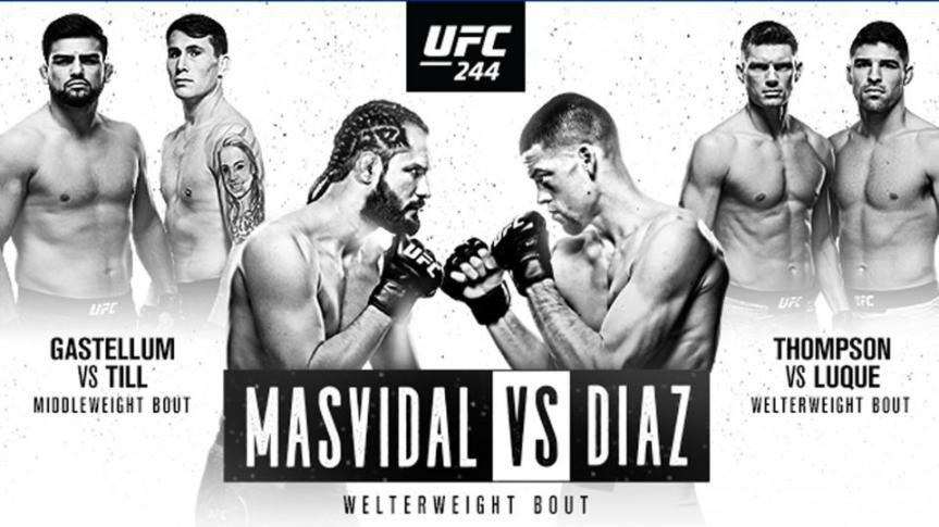 UFC 244 Daily Fantasy Picks